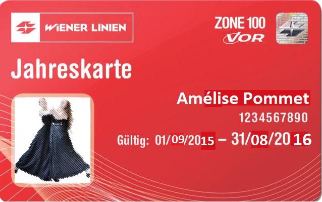 "jahreskarte ""Ca valse à Vienne"""