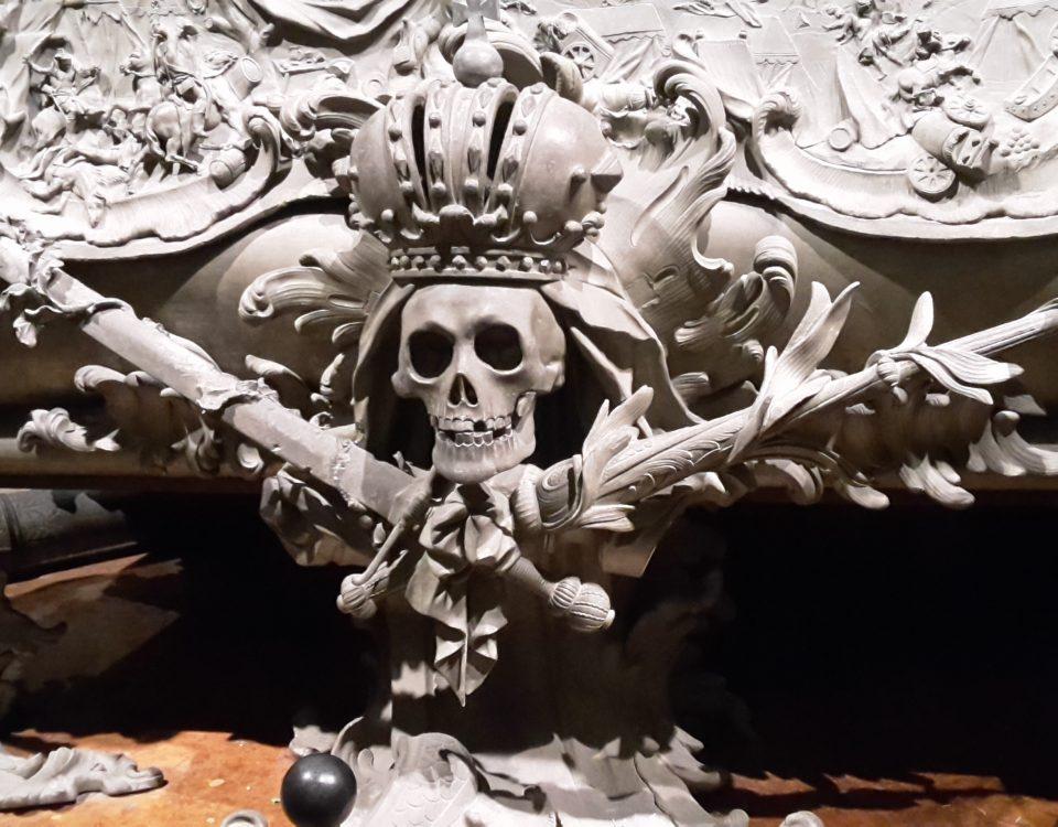 crypte des Capucins - Vienne